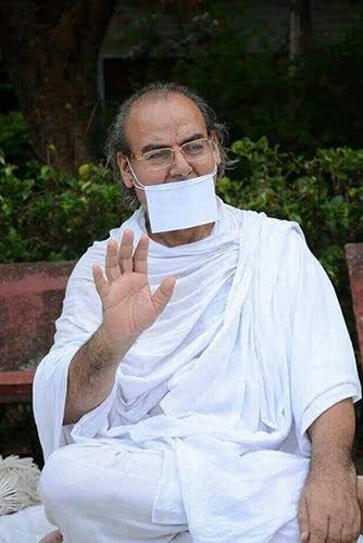 Dr. Shri Vishalmuniji Ma'sahab