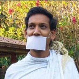 Shri Ashish Muniji Ma'sahab