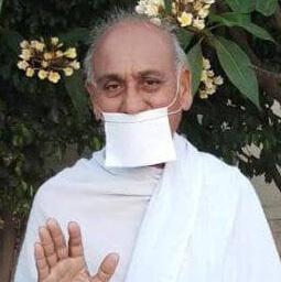 Shri Manohar Muniji Ma'sahab