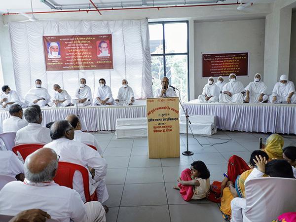 Navi Mumbai Chaturmas 2019 with Pravin Karnavat